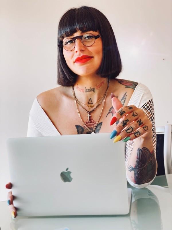 Blanca Muelas Copywriter